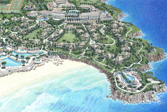 Geostar Inc Names Starwood To Operate 315 Room Westin Roco Ki Beach Golf Resort Now Under Construction Near Punta Cana Dominican Republic May 2005