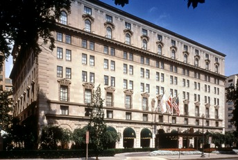 10 2005 Starwood Hotels Resorts Worldwide Inc Nyse Hot Announced Today That It Has Completed The Of 193 Room St Regis Hotel Washington
