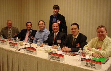 A Panel on Property Management Systems at the Strategic Conference