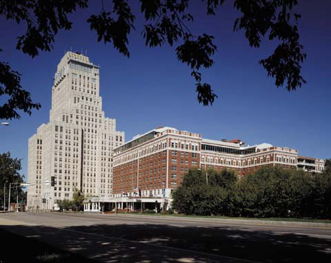 The Chase Park Plaza (Central West End, St. Louis)