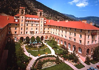 Glenwood Springs Co May 24 2007 Providence Hospitality Partners Has Completed An Extensive Top To Bottom Renovation Of The Hotel Colorado