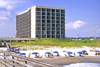 Today Announced That They Have Signed An Agreement To Manage The Sheraton Atlantic Beach Oceanfront Hotel In North Carolina