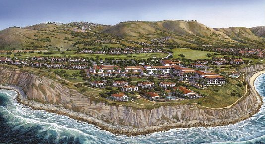 Lowe Enterprises Developing And Building A 450 Million Terranea Resort In Rancho Palos Verdes California Destination Hotels Resorts To Manage The 582