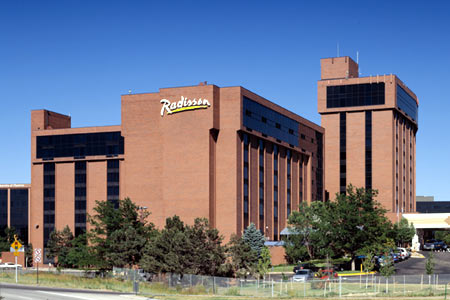 Radisson Hotel Denver Southeast 3200 South Parker Road Aurora Colorado
