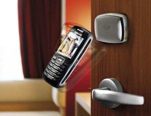 doors unveils s lock locks touch yale door world life nfc screen real