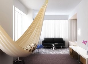 nu urban suites with hammock   nu hotel   downtown brooklyn u0027s first boutique hotel opens on smith      rh   hotel online