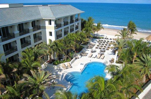 Vero Beach South Florida map