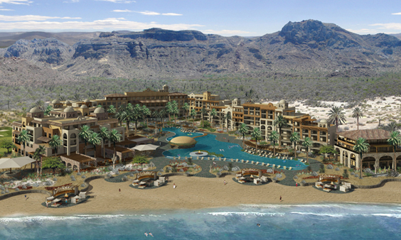 Villa Del Palmar Loreto Will Feature 161 One Two And Three Bedroom Villas All With Views Of The Sea Cortez Five Islands