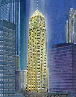 Owned by Foshay Hotel LLC W MinneapolisThe Foshay Features