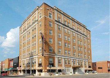 Hotel Bothwell An Ascend Collection 103 E 4th Street Sedalia Missouri