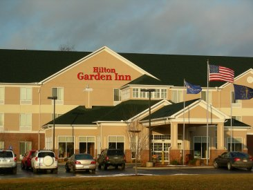 ... Acquired The Management Contract For The 85 Room Hilton Garden Inn In  Elkhart, Indiana. The Hotel Is Located At 3401 Plaza Court In Elkhart, ...