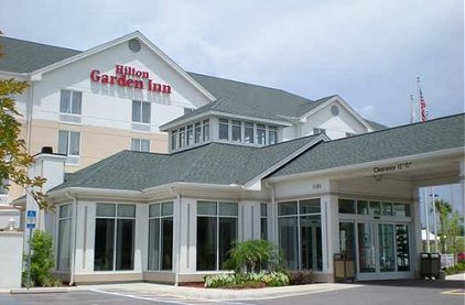 Hilton Garden Inn Panama City 1101 US Highway 231, Panama City, Florida .