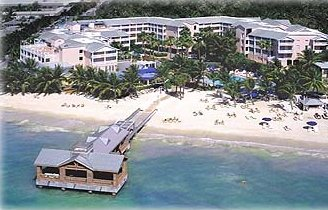 Coconut Beach Resort Key West Irma