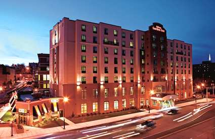 Global one commercial llc and first hospitality group - Hilton garden inn downtown minneapolis ...