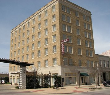 Today Announced It Has Received The Management Contract To Operate Historic Lasalle Hotel In Bryan Tex Nearby College Station And Texas