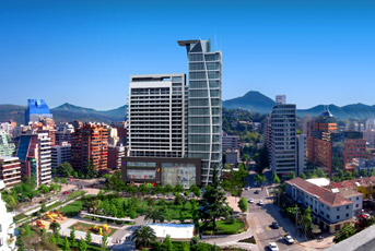 Santiago Chile W Hotels Worldwide The Hotel Category Buster And Leading Industry Innovator Today Unveils Its First Ever In South America