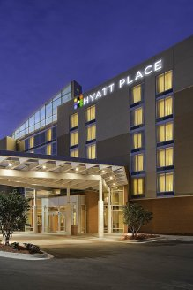 OTO Development Opens the 122 room Hyatt Place in Garden City New