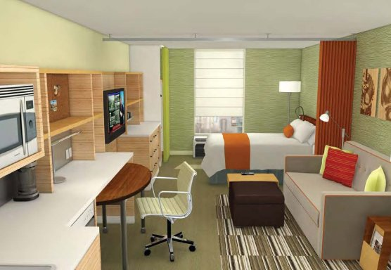 Home2 Suites By Hilton Approves Six New Locations In First