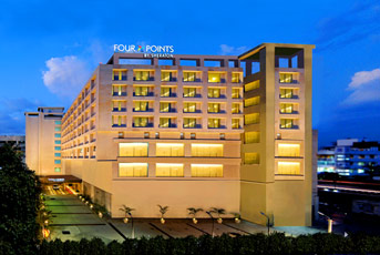 Four Points By Sheraton Jaipur City Square Vasundhara Colony Tonk Road Rajasthan 302018 India