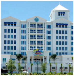 Pensacola Beach Hotels on 2010 The New 162 Room Margaritaville Beach Hotel In Pensacola Beach