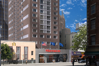White Plains N Y October 15 2010 Starwood Hotels Resorts Worldwide Inc Nyse Hot Today Announces The Opening Of Sheraton Tribeca A Sleek