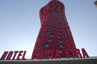 Spains Porta Fira Hotel Selects VingCard Elsafe For Its Cutting - Hotel porta fira