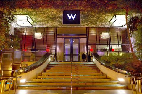 Today Announced That It Has Acquired The W Los Angeles Westwood Hotel For 125 0 Million 258 Room All Suite Luxury Full Service