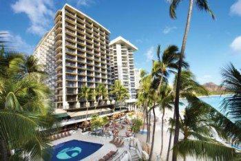 Waikiki Honolulu Hawaii October 12