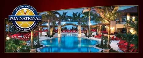 The 379 Room PGA National Resort U0026 Spa In Palm Beach Gardens, Florida  Completes Comprehensive $100 Million Renovation / December 2012