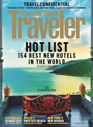 New York April 16 2017 Conde Nast Traveler S