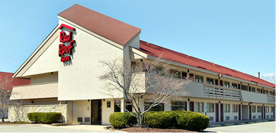 Red Roof Inn   Detroit Plymouth, MI   SOLD By Warmbrodt Hotel Investments,  Inc. / April 2013