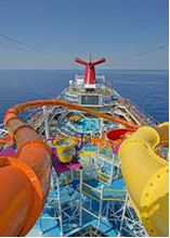 Carnival Cruises Ship, Sunshine