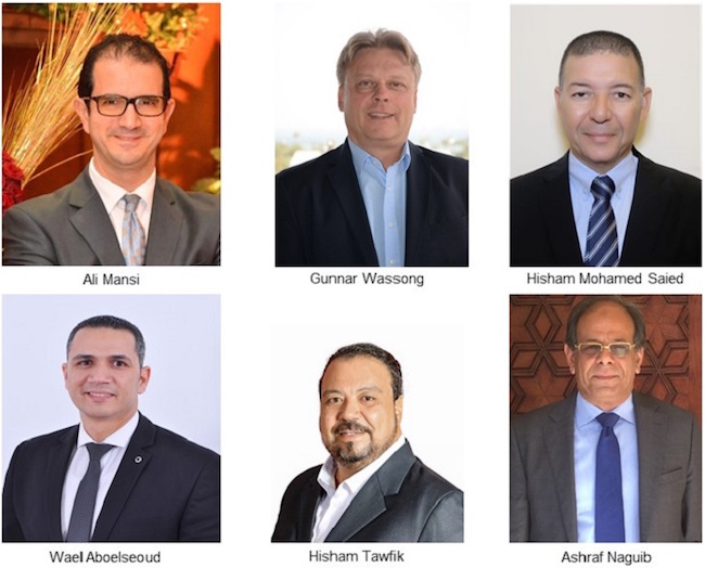 Steigenberger Hotels & Resorts Appoints Five New General