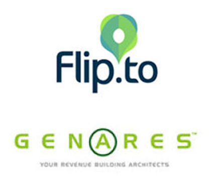 Genares Worldwide Reservation Services & Flip.to Form Strategic Partnership