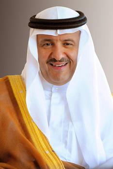 HRH Prince Sultan Bin Salman Bin Abdulaziz Al-Saud