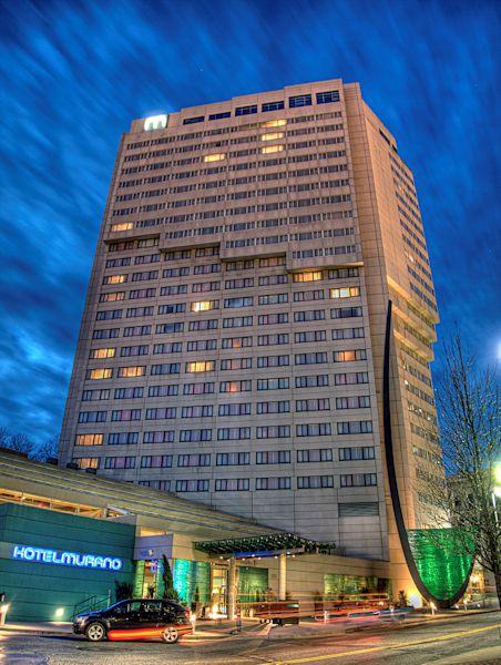 Hotel Murano, Tacoma, Washignton