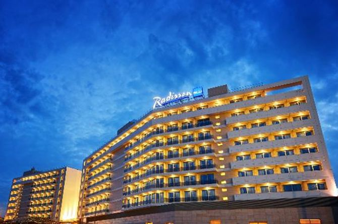 Radisson Blu Resort & Congress Centre - Sochi