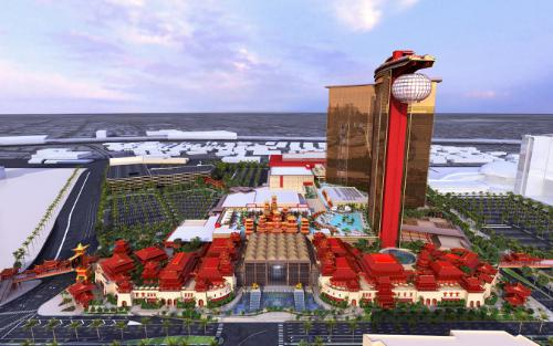 Resorts World Las Vegas Phase 1