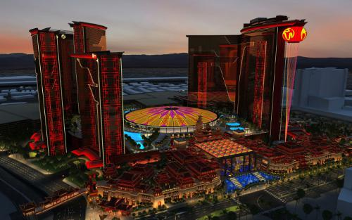 Resorts World Las Vegas Phase 2