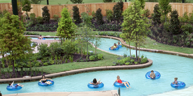 Woodlands Resort Lazy River