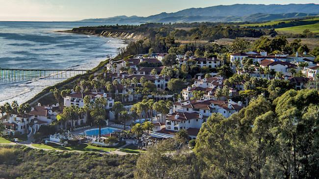 Bacara Resort Spa In Santa Barbara California Acquired By Carey Watermark Investors And Carey Watermark Investors 2 Hotel Online