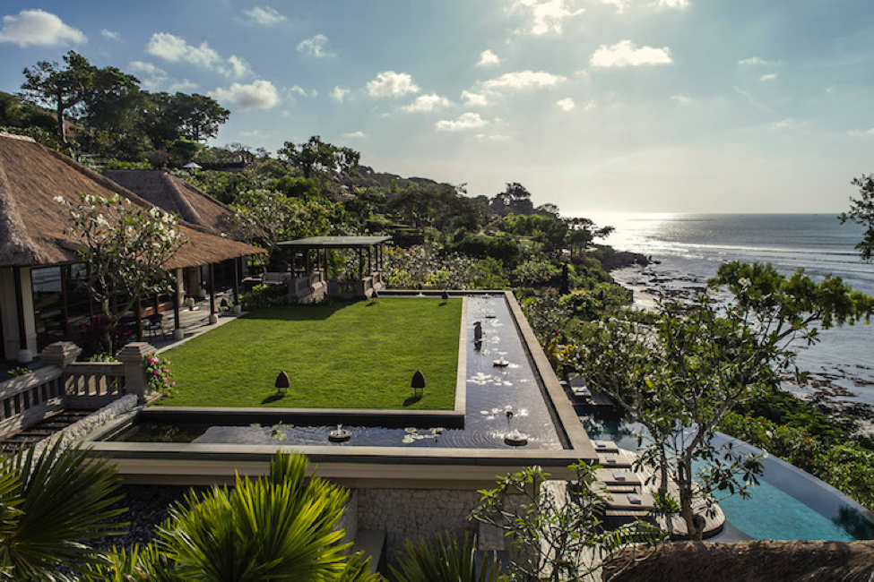 Four Seasons Resort Bali At Jimbaran Bay Completes Two Year Renovation Hotel Online