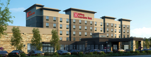Owned And Managed By Newcrestimage Newly Built Hilton Garden Inn