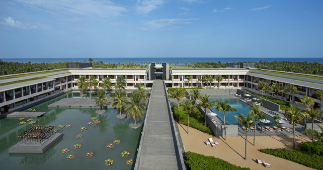 IHG Opens India's First InterContinental Hotel, the