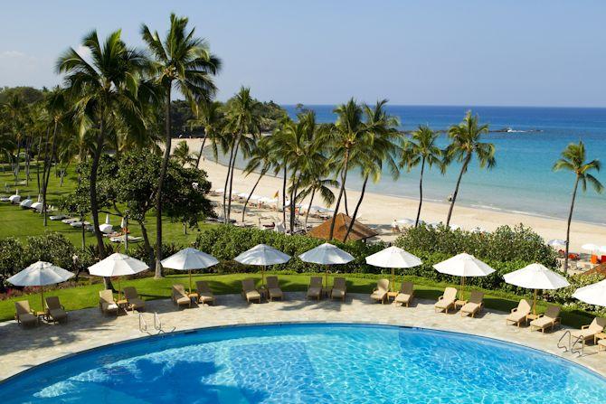 Hawaii S Mauna Kea Beach Hotel Joins