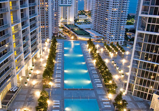 Former Viceroy Miami Opens as W Miami in the Downtown Mixed