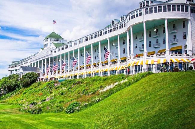 Nobody Asked Me But No 208 Hotel History Grand Hotel 1887 Mackinac Island Michigan Hotel Online
