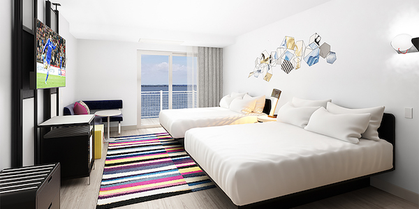 Blue Water Development And Real Hospitality Set To Open New Aloft Hotel In Ocean City Maryland Hotel Online