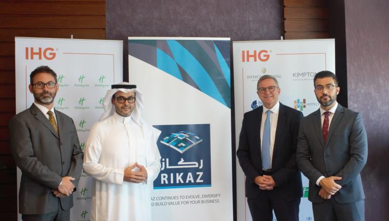 IHG Partners With RIKAZ Properties for Holiday Inn Al Khobar