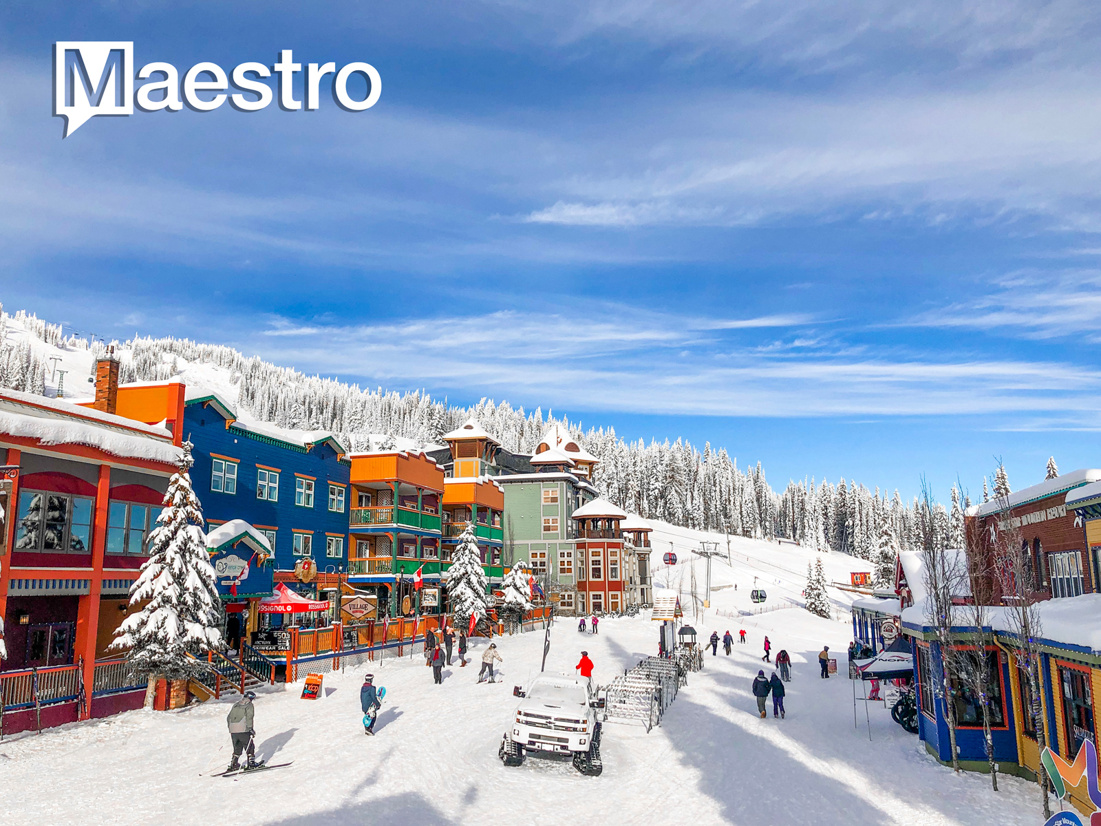 Award-Winning All Season SilverStar Mountain Resort Trusts Maestro PMS for Guest-Focused Multi-Property Resort and Owner Operations
